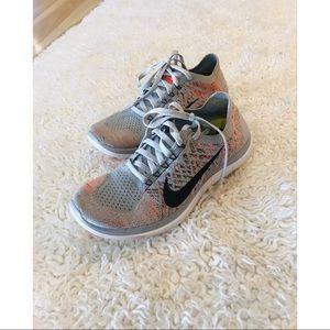 Nike Free 4.0 Flyknit sneakers women's size 7